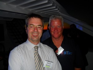 Water Management Australia's Mr Craig White & Mr David Brown