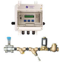 Steam Boiler Automatic Blow Down Controller