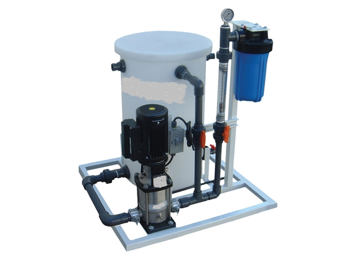 Reverse Osmosis Plant Membrane Chemical Cleaning Skid