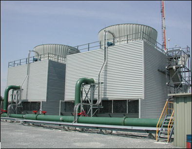 Cooling Tower Risk Management Plan