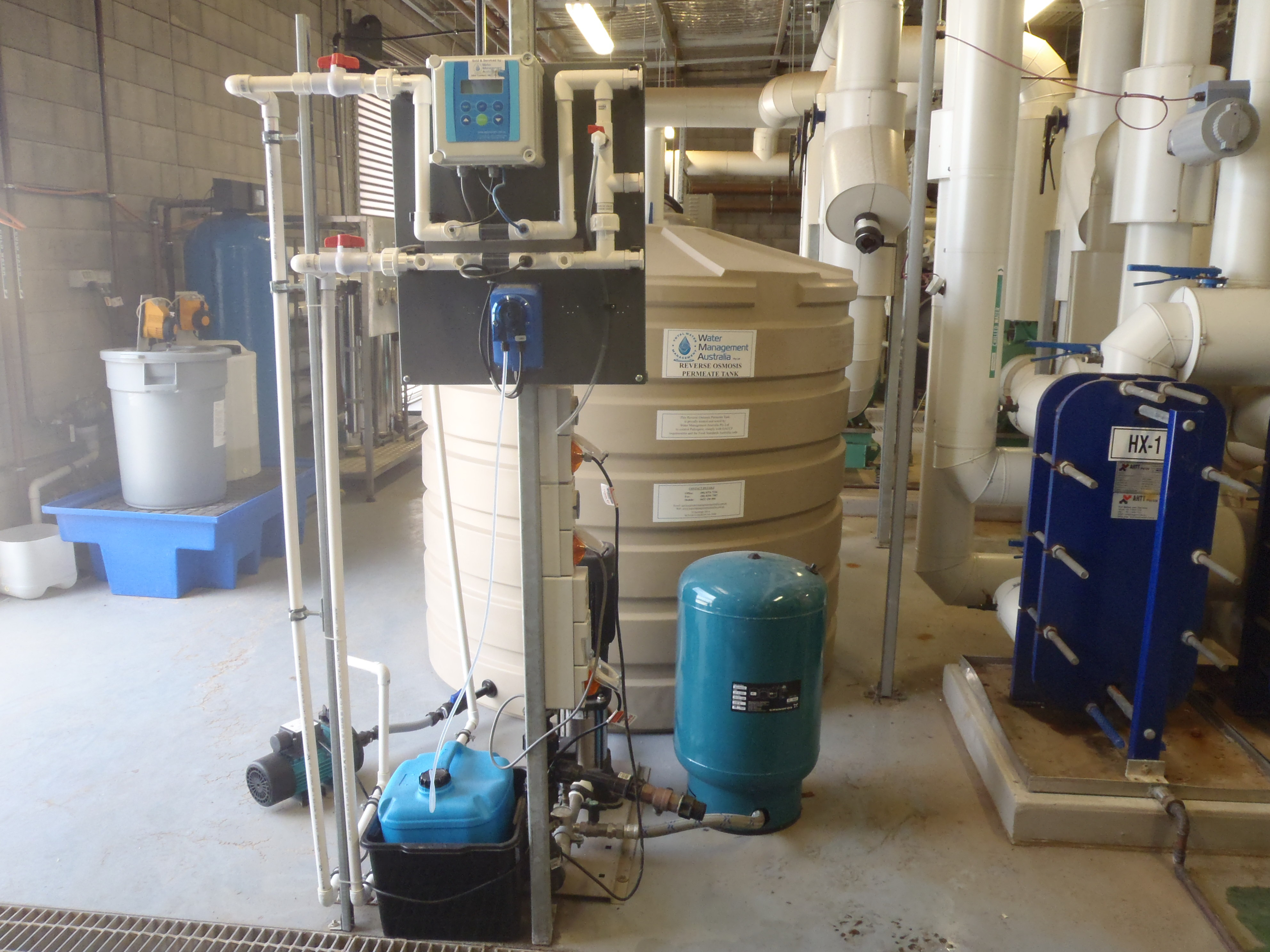 Car Wash Water Treatment & Recycling Water Management Australia
