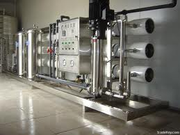 Nanofiltration (NF) Plant Skid Mounted