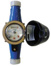 Water Meter with electrical output